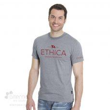 T-shirt en coton bio pour Homme avec col rond