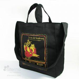 Sac réutilisable en poly-coton Le Camelot de Luxe #205-1085-320