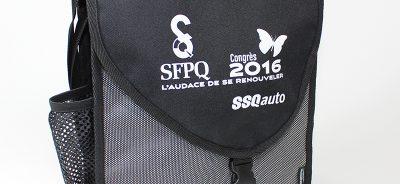 Sac de congrès Le Conseiller - SFPQ 11