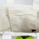 sac réutilisable en coton naturel