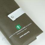 Sac réutilisable en polypropylène fait au Québec, Canada.