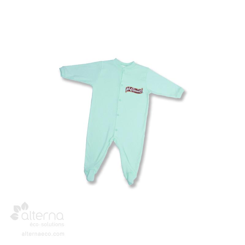 Pyjama pour bébé fabriqué au Québec, Canada