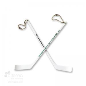 Bâton de hockey 7″ (joueur)