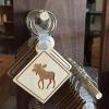 Porte-clés en bois, Porte-clés en bois,