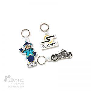 Porte-clés flexible (modèles spéciaux)
