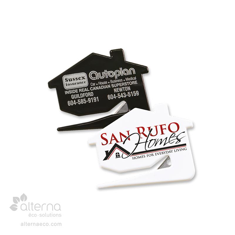 Ouvre-lettre maison avec lame de métal, fabriqué au Québec, Canada
