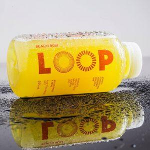 Les jus Loop fabriqués au Québec, Canada.