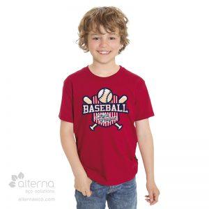 t-shirt en coton bio, T-shirt en coton bio pour enfant