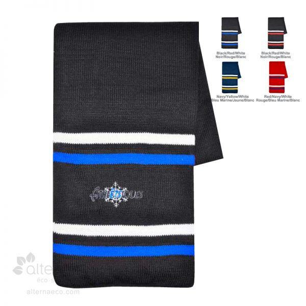 Foulard collégial 3 tons