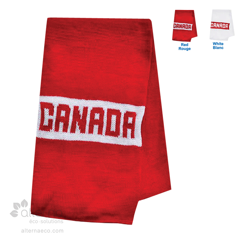 Foulard Canada 2 tons