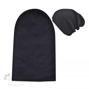 Bonnet long en coton