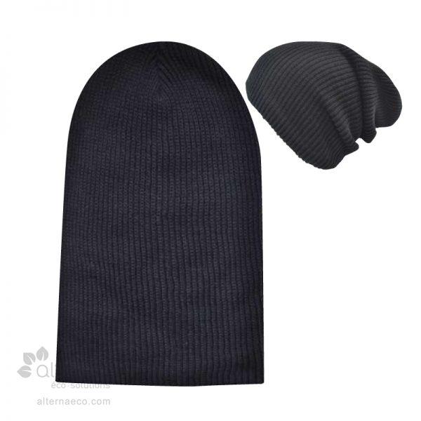 Bonnet long en coton