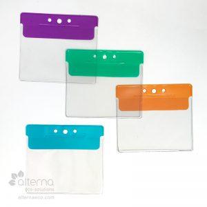 Porte-identité fabriqué au Québec (Canada)