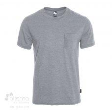 T-shirt en coton biologique fabriqué et identifié au Québec, Canada