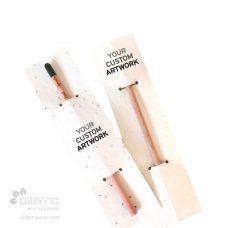 crayon ensemencé