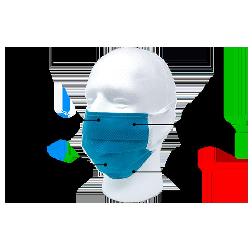 Masque de protection fabriqué au Québec