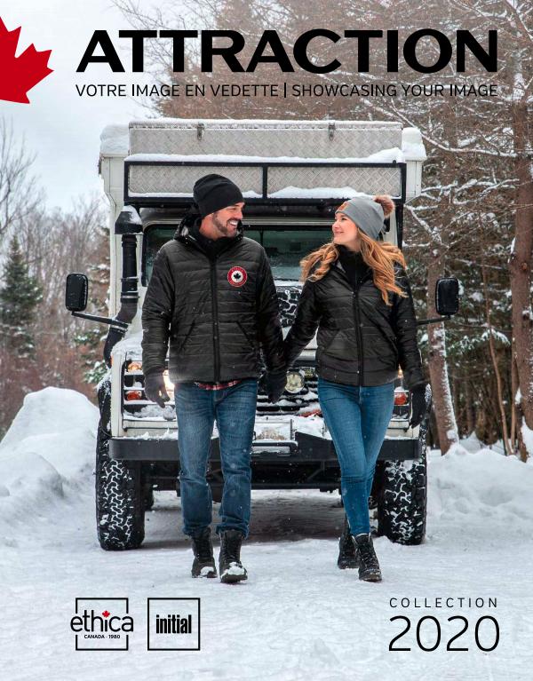 Catalogue Ethica Fabriqueé au Québec